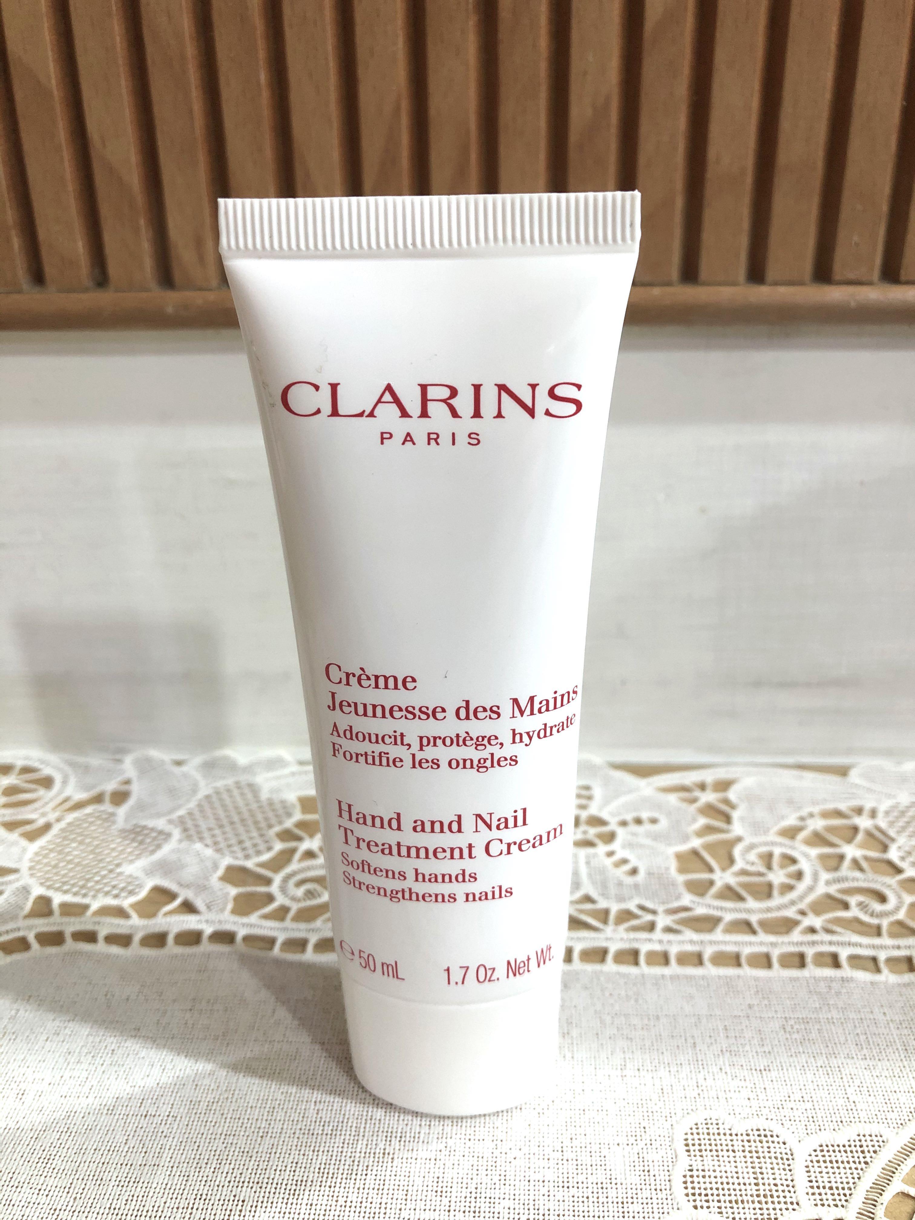 CLARINS 玉手修護霜50ml