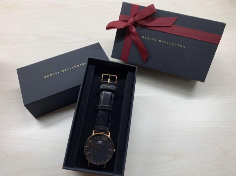 Daniel Wellington 手錶-Classic Sheffield 36mm
