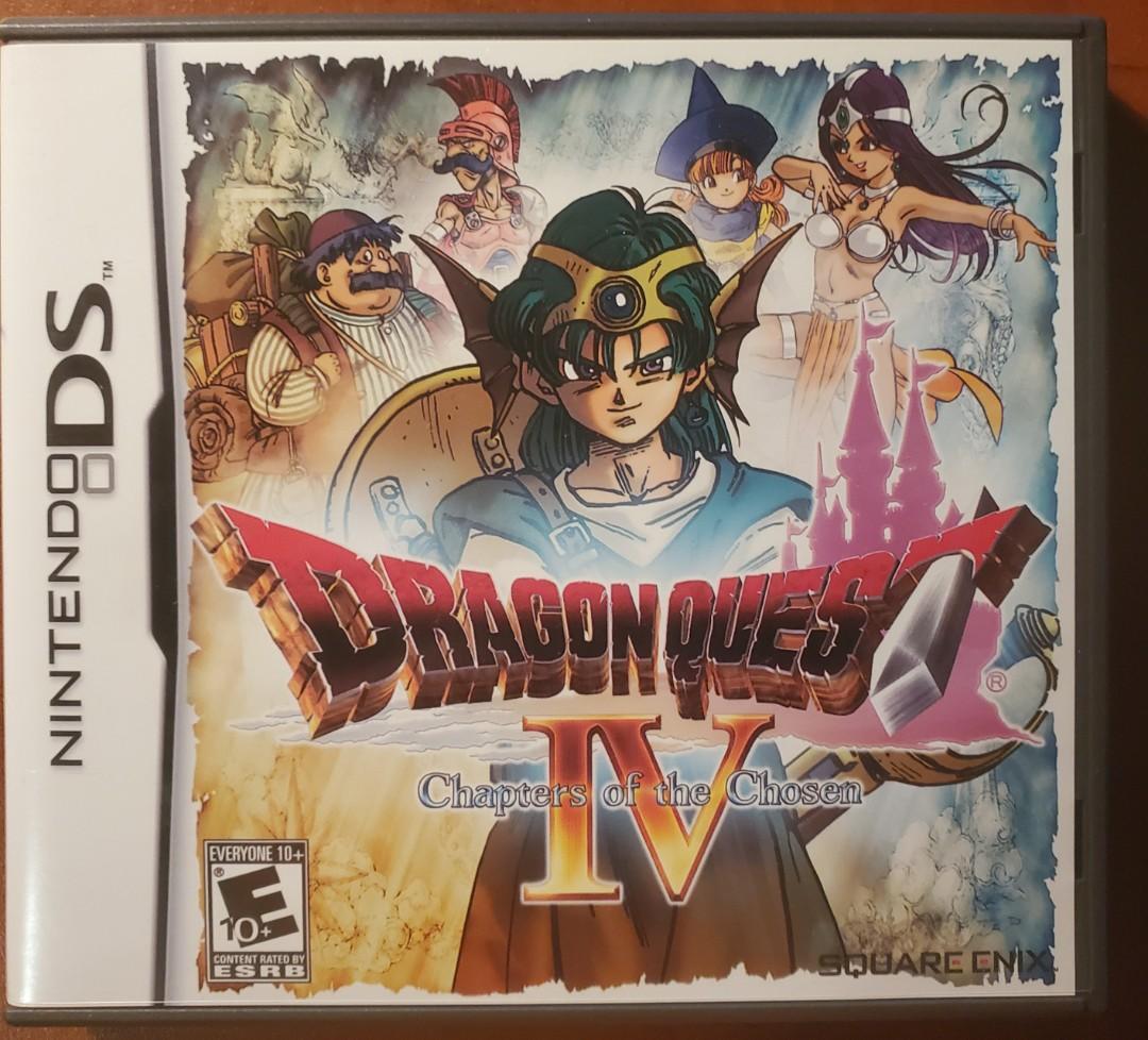 Dragon Quest 4 DS