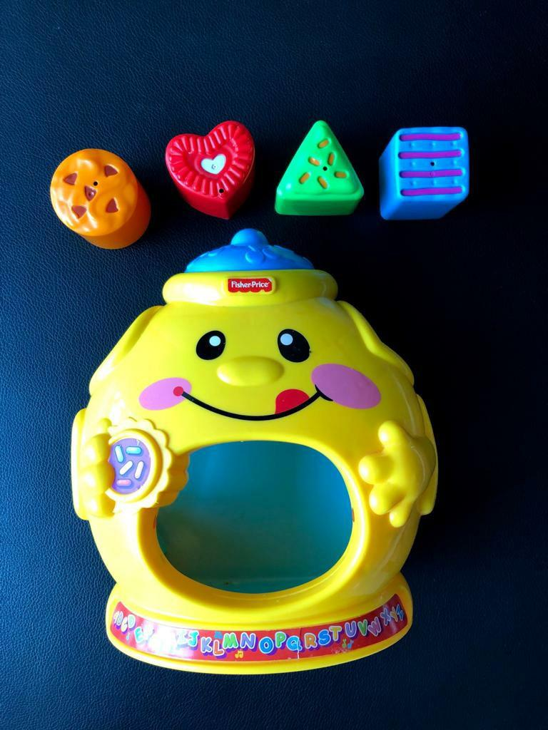 Fisher Price Cookie Shape
