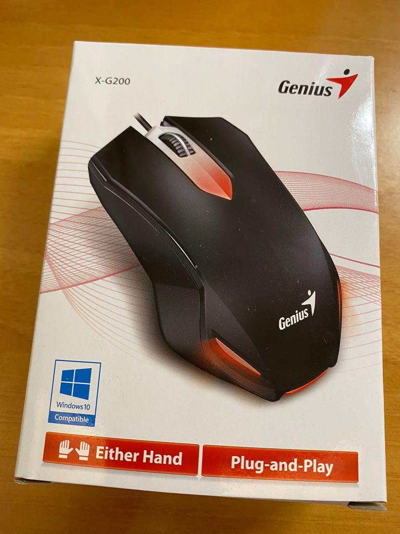 GeniusX-G200 滑鼠🖱️