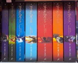 Harry Potter import boxset