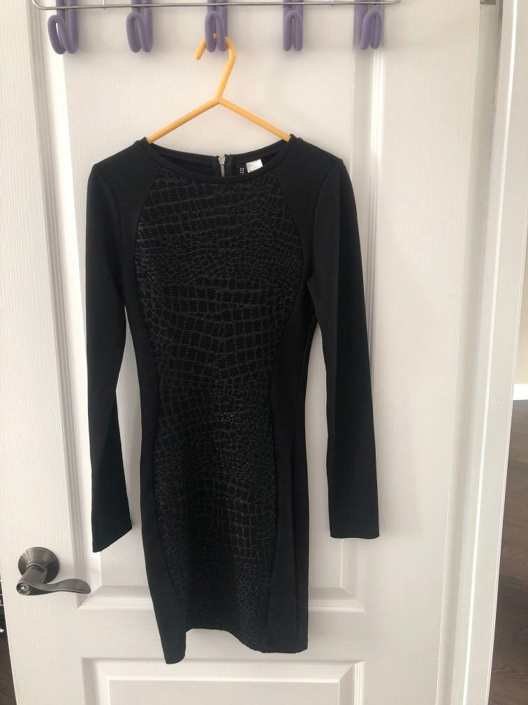 H&M dress size 2