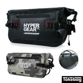 HYPERGEAR Lv2 IPX6 Waterproof Roll Top Closure Waist Bag 31.5cm x 18.5cm x 9.5cm
