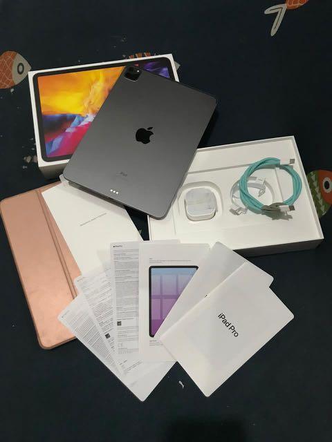 iPad  pro 11 inc
