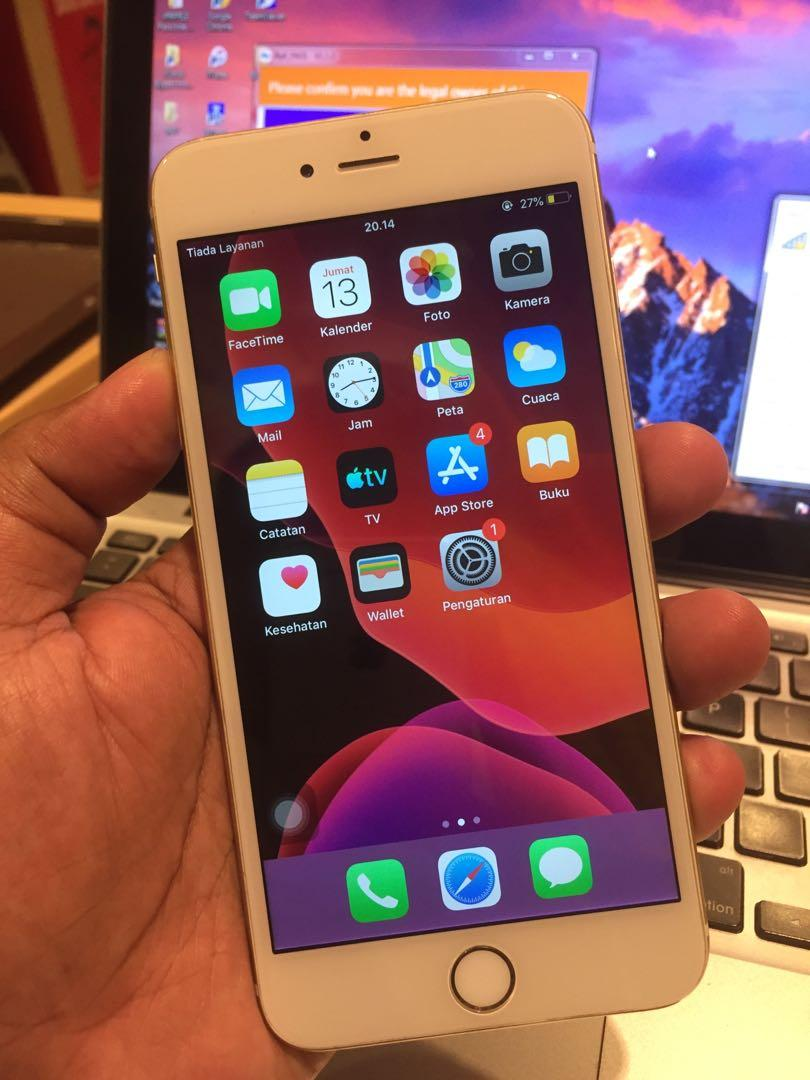 iPhone 6 plus 64GB Bypass Premium WifinOnly