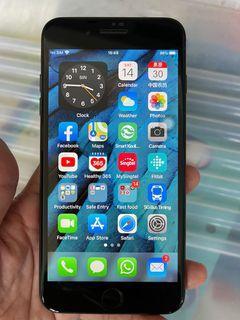 iPhone 7 Plus 256 GB Jet Black