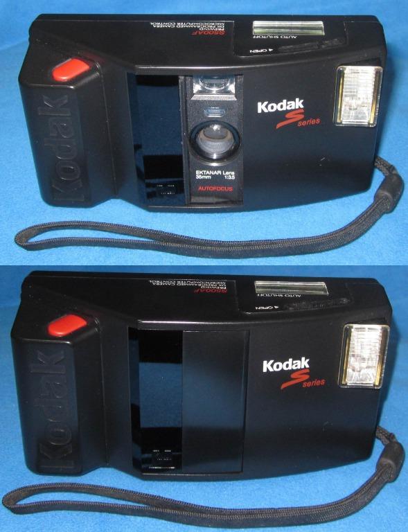KODAK S500AF 柯達全自動底片相機