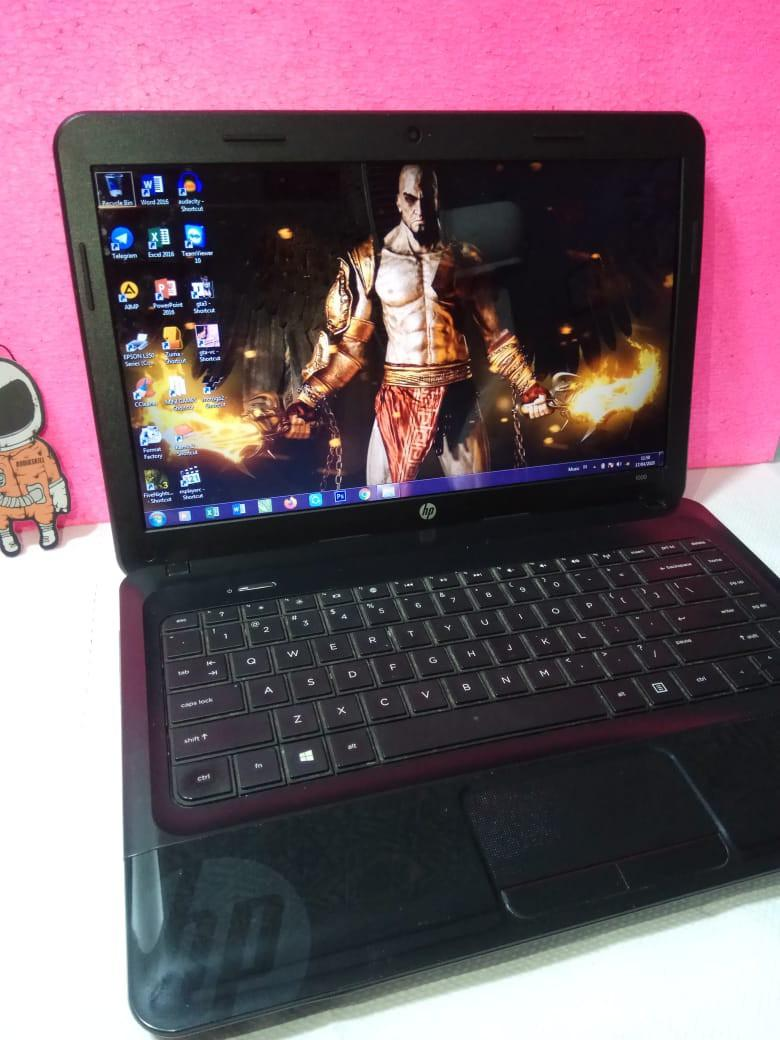 LAPTOP HP SECOND