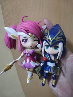 (SET) Lux & Ashe league of legends