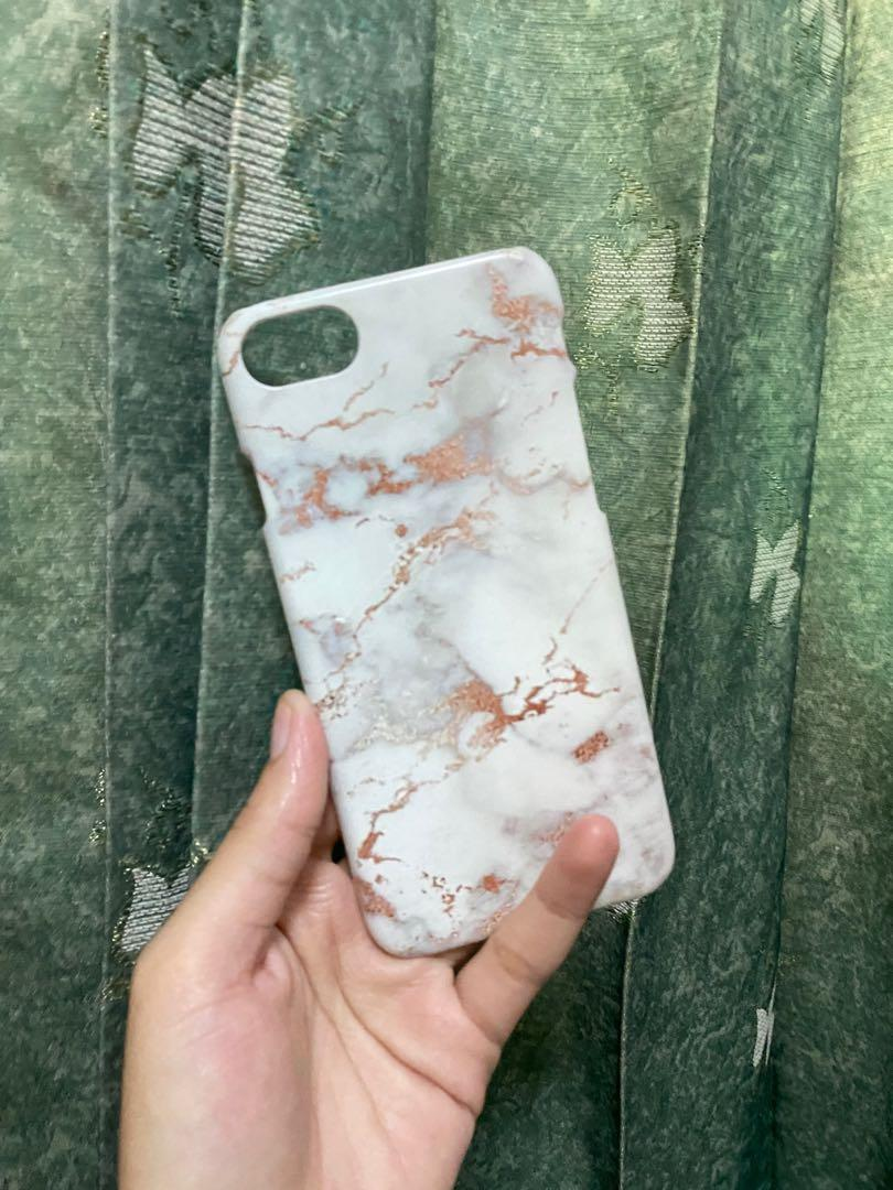 Marble Case Iphone 8