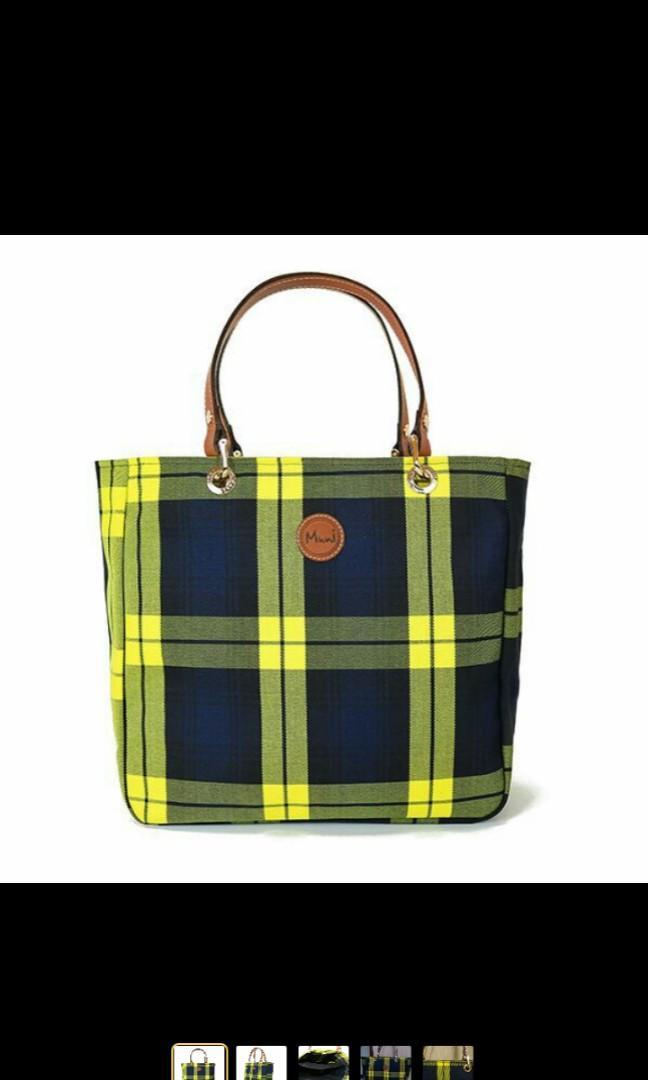 《台灣製》Muni專櫃包「原價1,500」