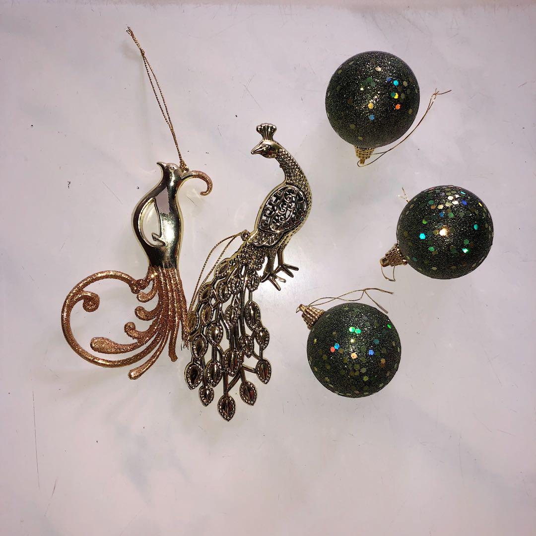 MURAH❗️Asesoris pohon natal / christmas accesories
