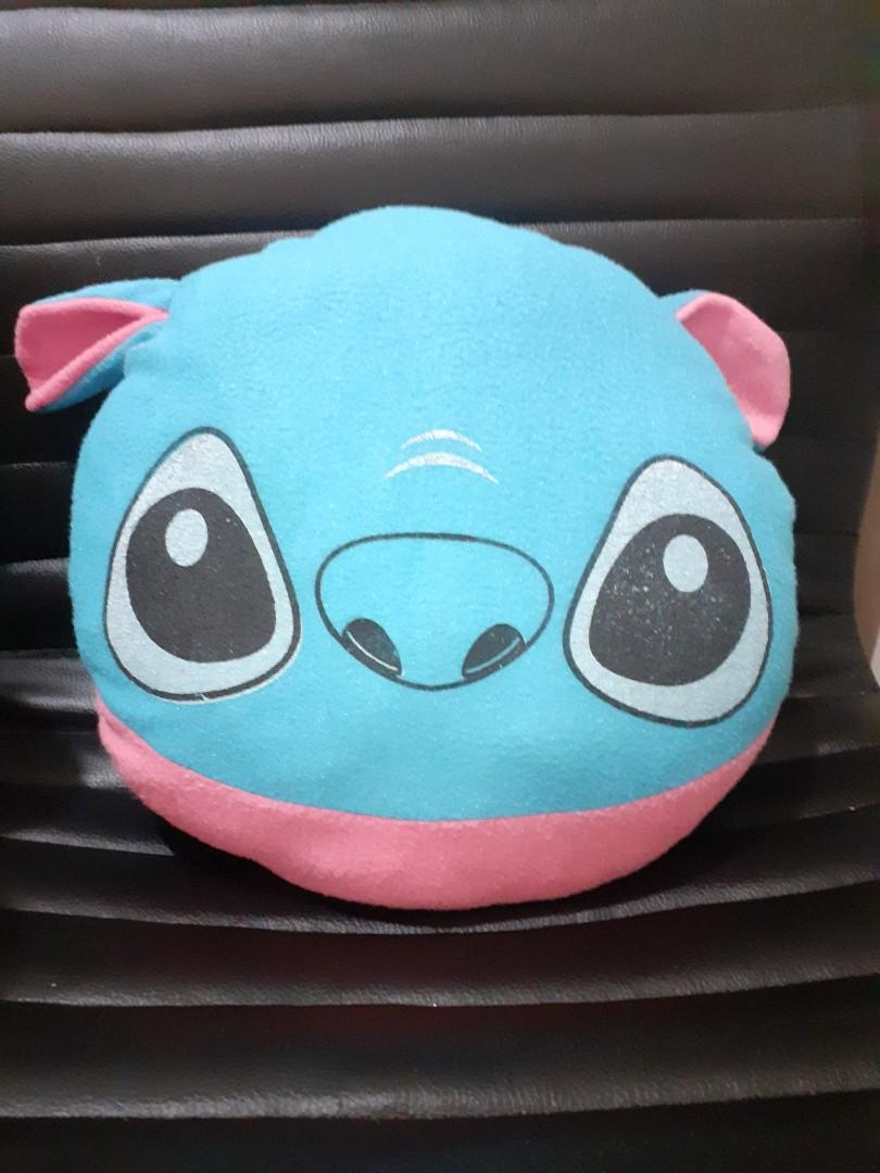 #nov10 Bantal Karakter Stich