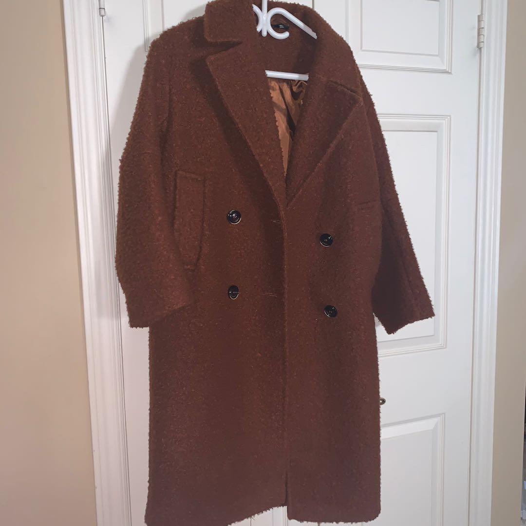 Top shop Coat, Size US 4