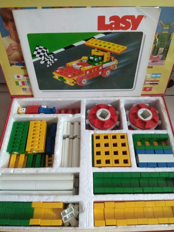 Vintage Lasy L800 Educational Toys Made in Germany Good Condition (Bukan Lepao / Mobis)