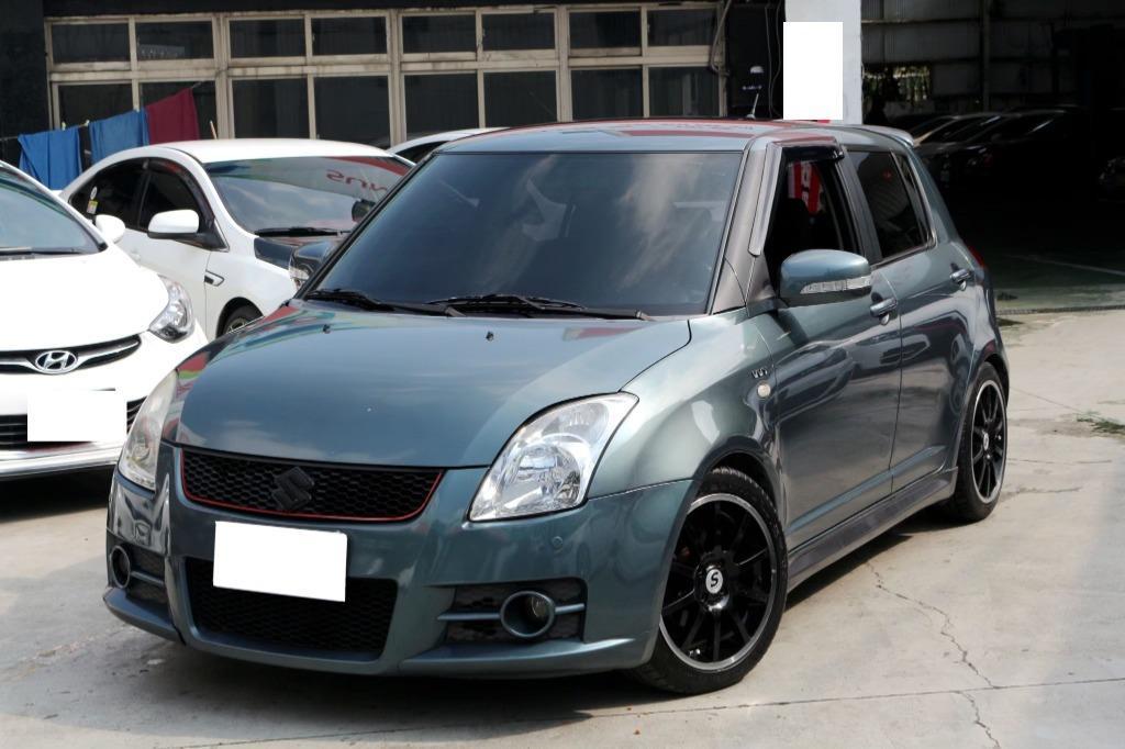 2007 SUZUKI SWIFT ☑️0元交車✌️超低月付3600元起