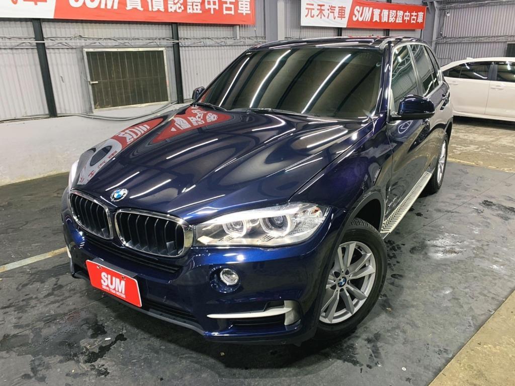 😍2015 BMW X5 xDrive 3.0d 七人座😍