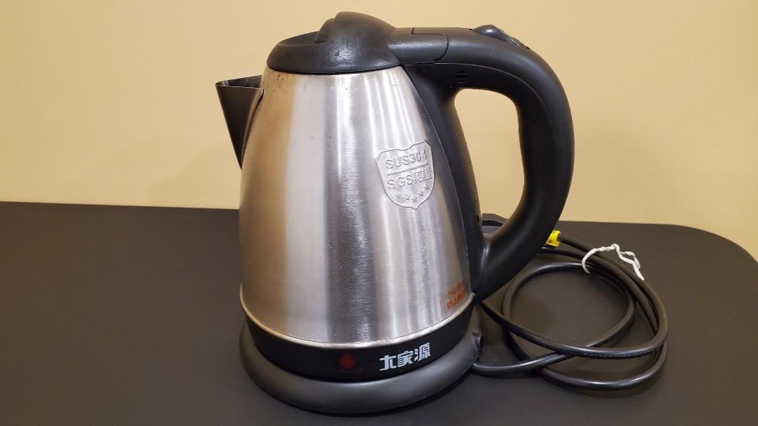 大家源 1.5L 不鏽鋼 快煮壺 分離式 TCY-2715