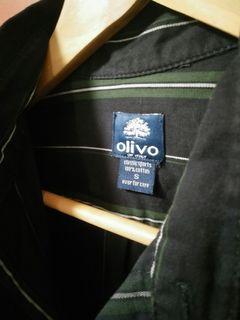 九成九新 OLIVO 襯衫 男版