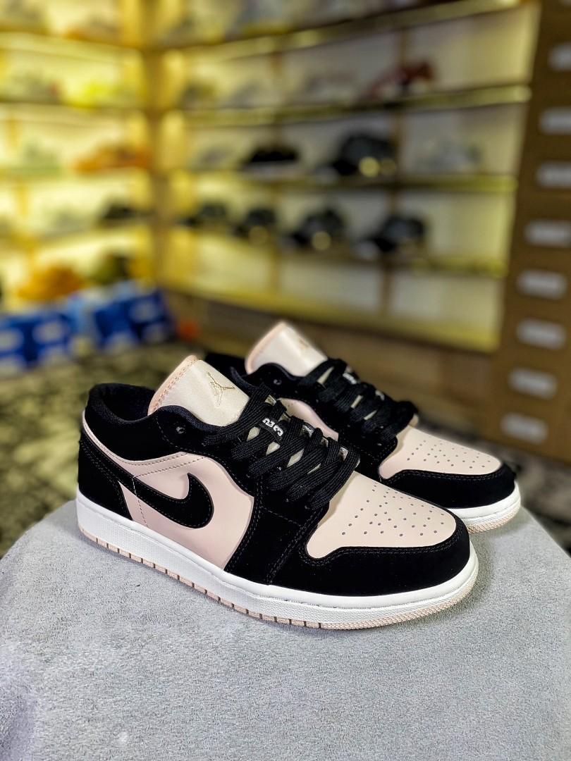 Wmns Air Jordan 1 Low 'Black Guava Ice'