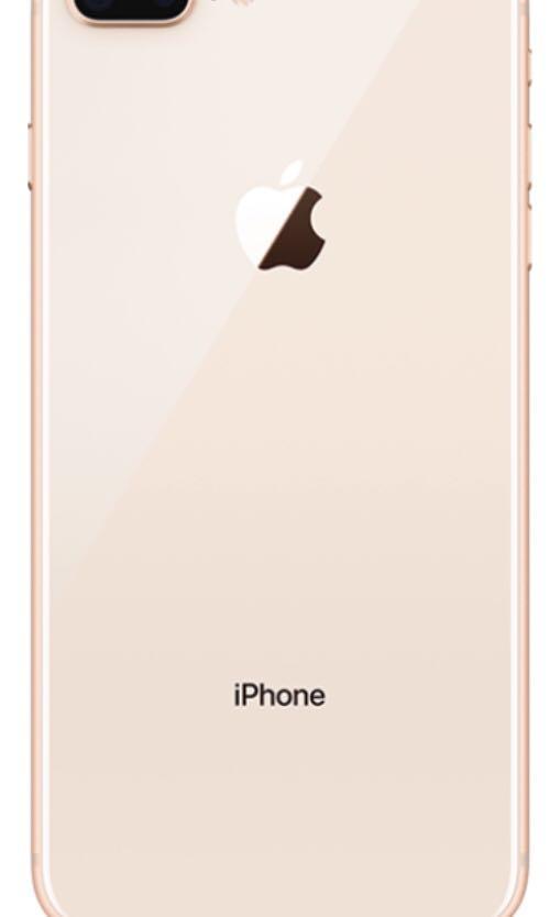 Apple iPhone rose gold 8 Plus