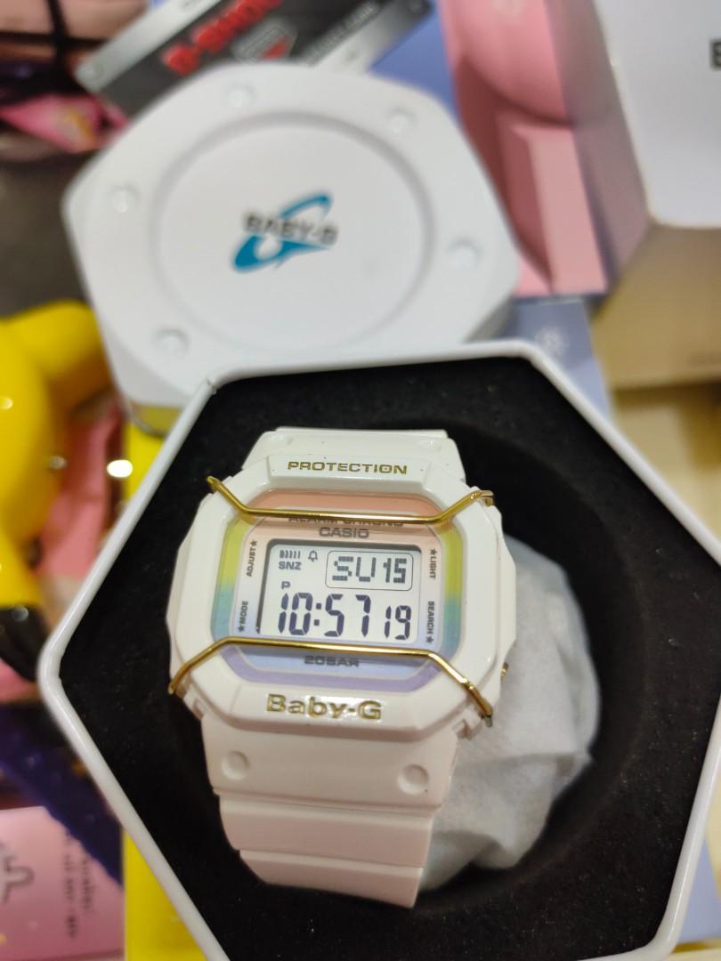 BABY-G手錶 九成新 限面交