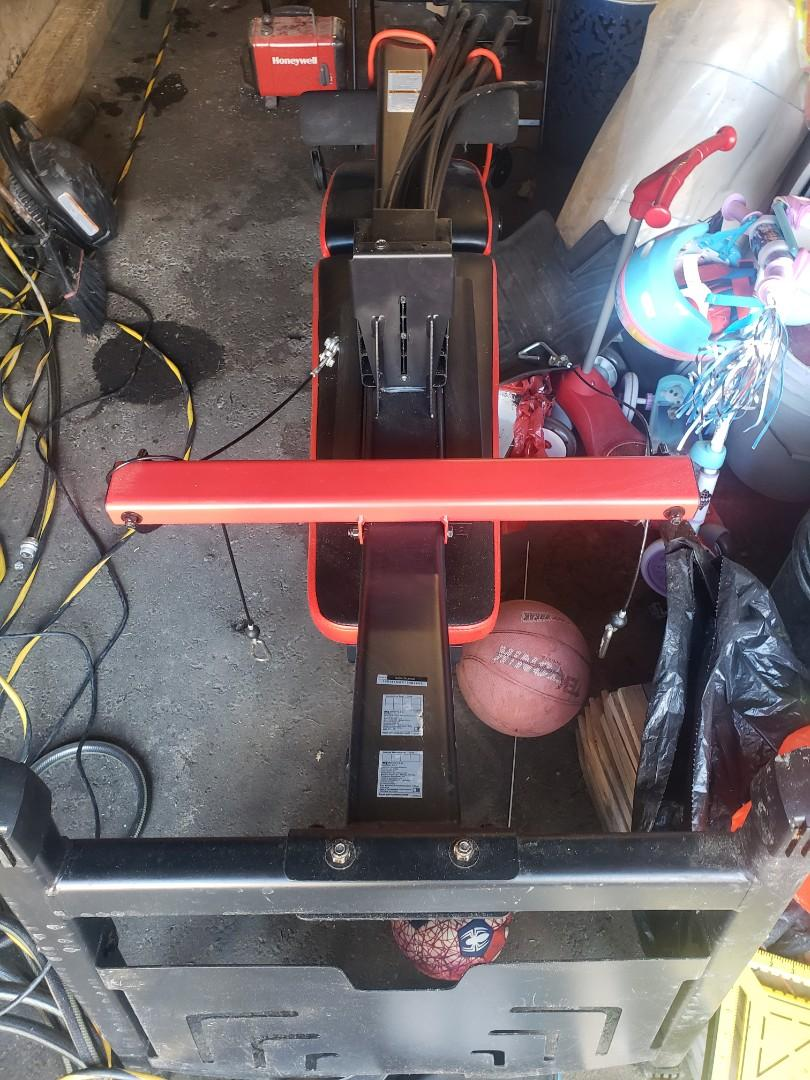 Bowflex machine