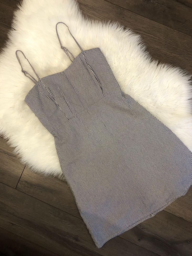 Brandy Melville Karla Striped Dress