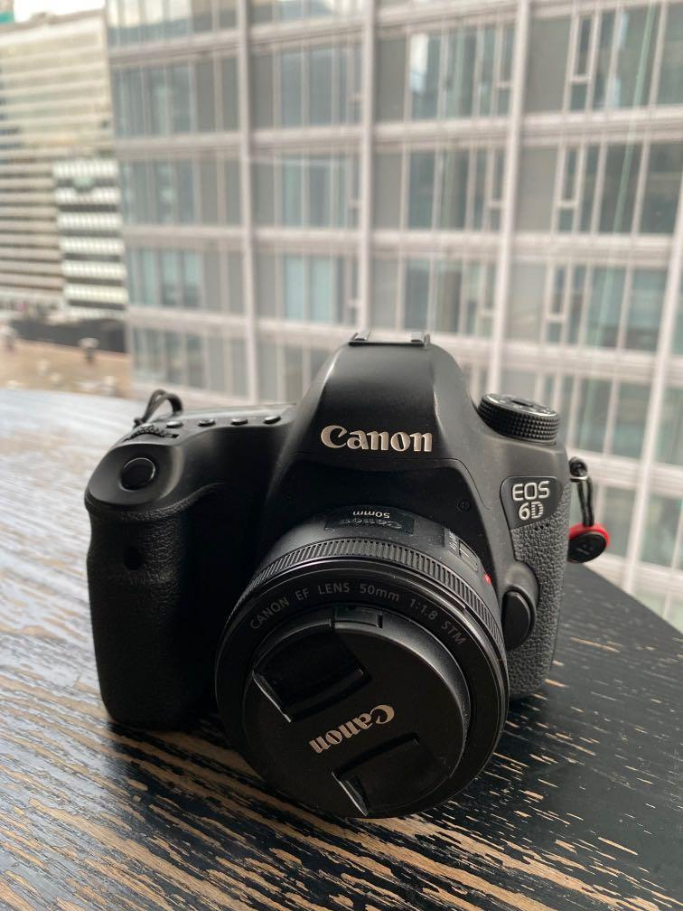 Canon 6D - EXCELLENT condition