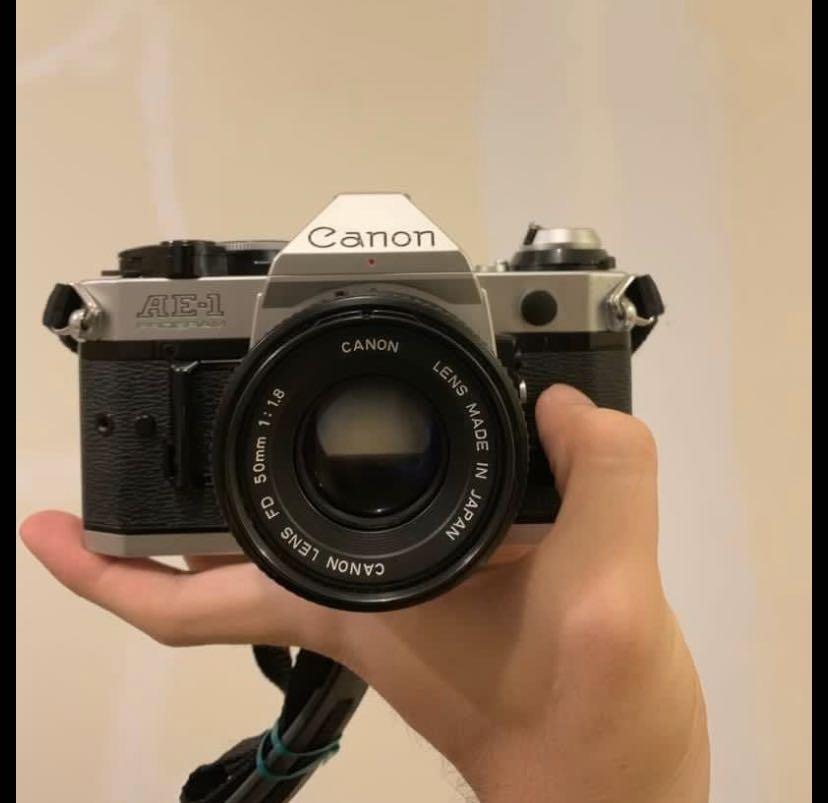 Canon AE1 p經典底片相機-推薦新手好機