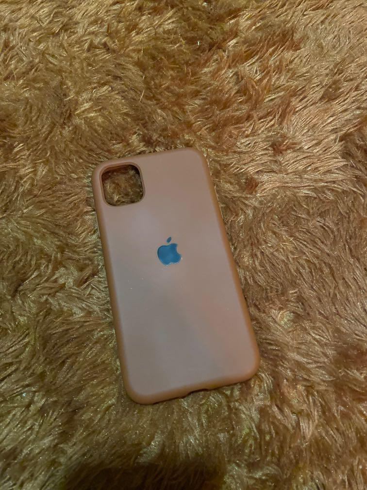 Casing silicone iphone 11
