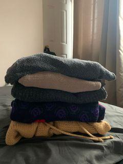 Cozy Sweater Bundle (S)