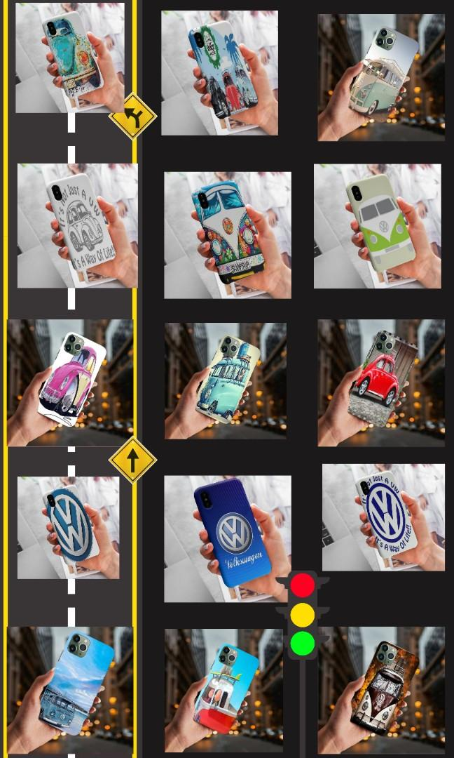 Custom Case Tema VW