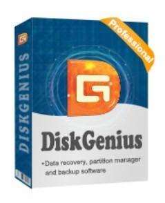 DiskGenius Professional 5 - Aplikasi Partisi dan Recovery Data Hard Disk WIndows