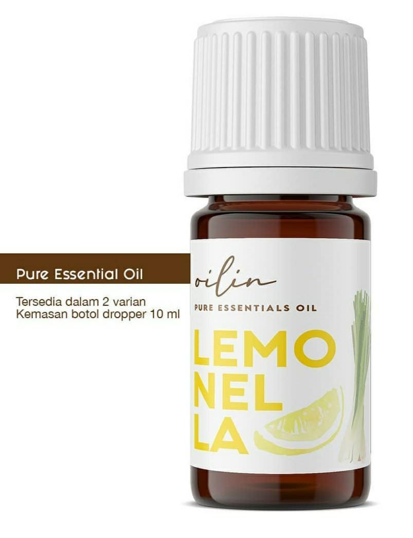 Essential oil Eucalyptus & Lemonella