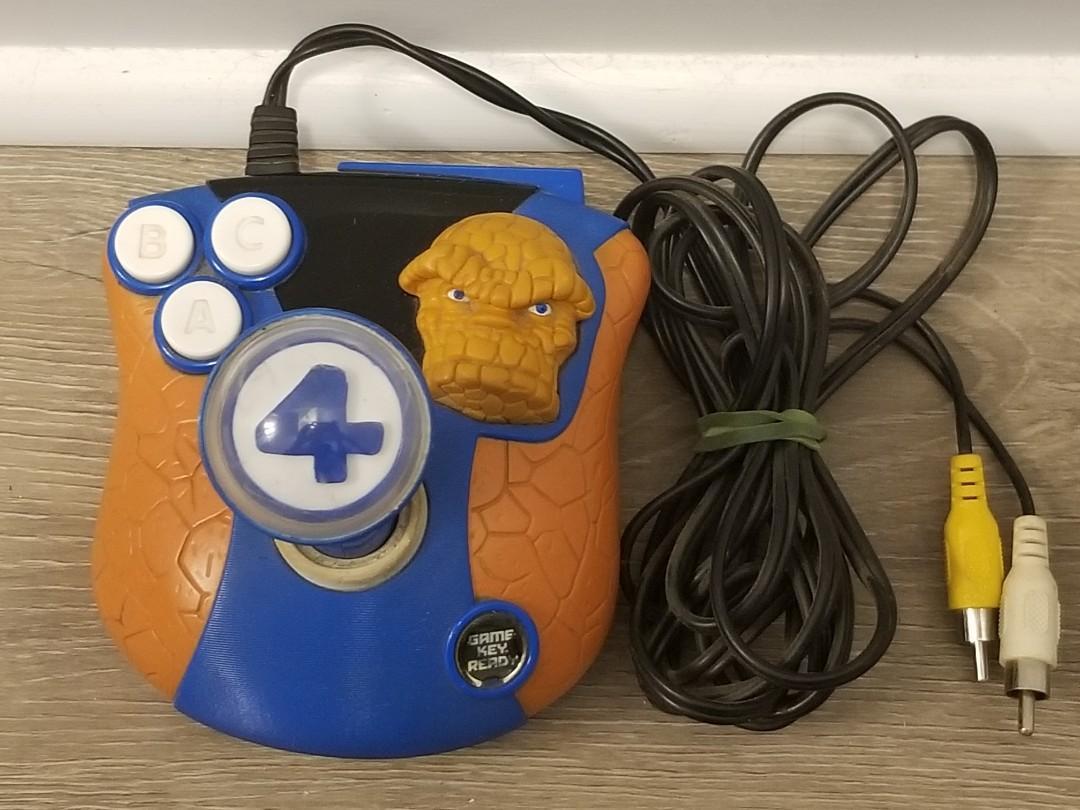 Fantastic 4 Plug n Play