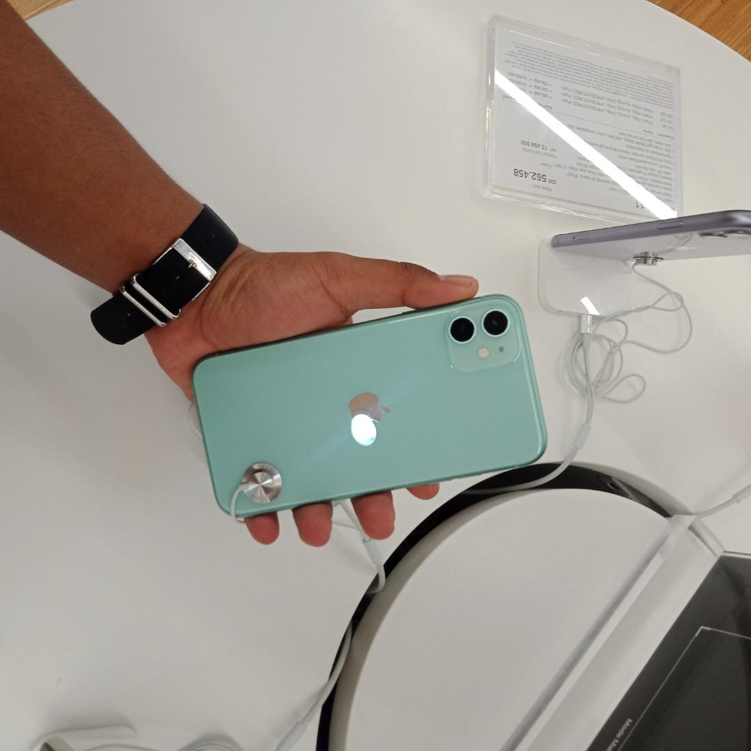Iphone 11 64GB Bisa di cicil tanpa kartu kredit 3mnt