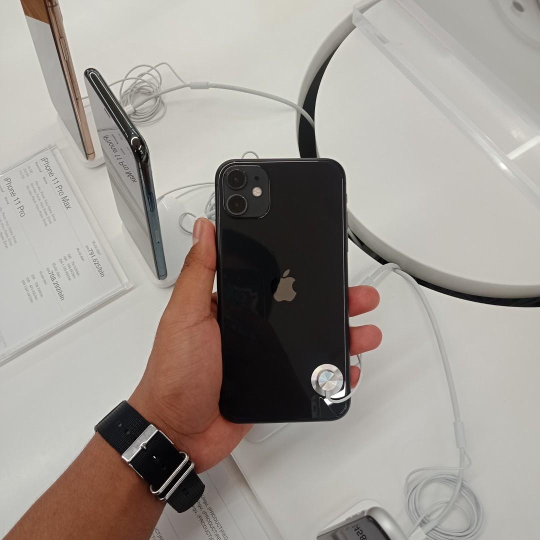 Iphone 11 64GB bisa di kredit tanpa kartu kredit proses 3mnt