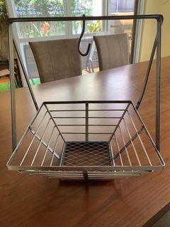Iron Wrought Fruit/ Snack Stand bought from S&R, retails for 1999, selling for 1k