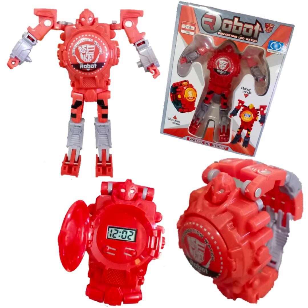 Jam Tangan Heroes Robot Anak-anak