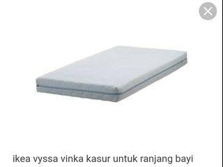 Kasur Bayi Vyssa IKEA