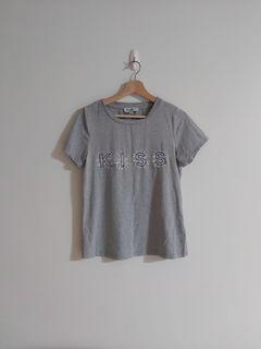matmate設計師灰色棉T shirt