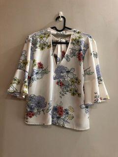 Miss selfridges blouse top