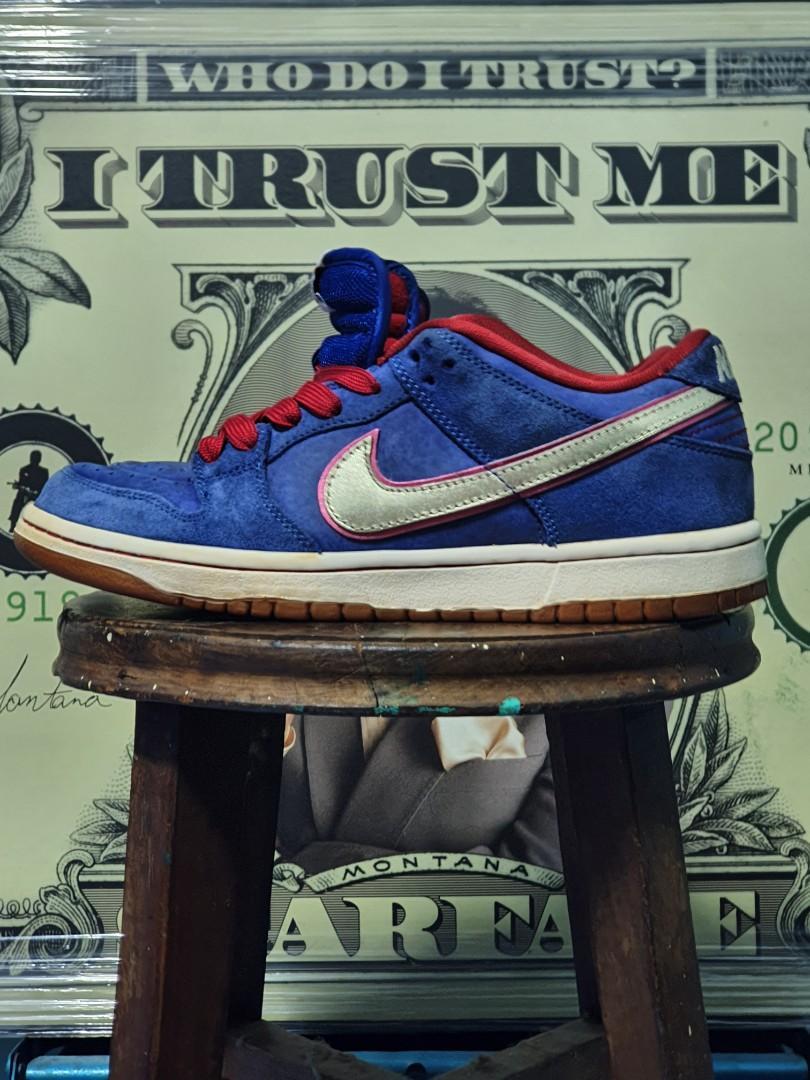 Nike Sb Dunk Low Eric Koston, Men's Fashion, Footwear, Sneakers on ...