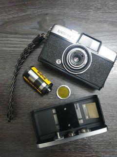 Olympus Pen S 35mm Half Frame Film Camera