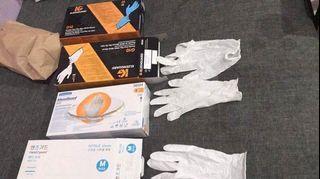 On Hand Nitrile Gloves