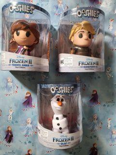 Ooshies - Frozen 2 (Each at $20)