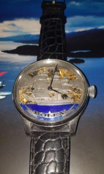 勞力士ROLEX    帆船錶   (找尋此錶)