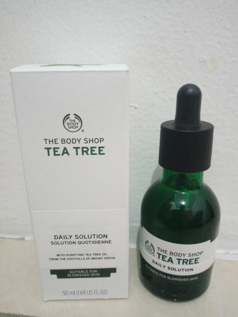 Tea Tree Daily Solution Serum